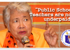 public school teachers not underpaid
