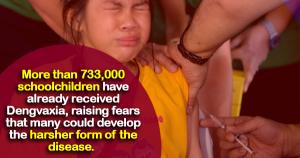 dengue immunization program
