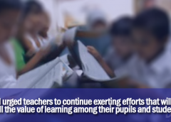 DepEd Strives to Enhance Reading Skills of Students