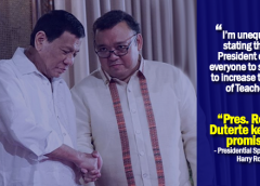 roque on salary increase for teachers