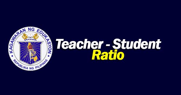 teacher-student ratio