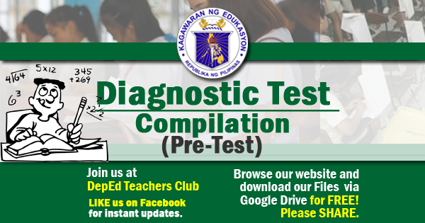 diagnostic pre test