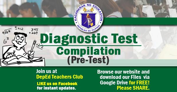 diagnostic pre test