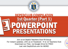1st quarter powerpoint