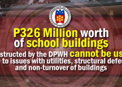deped School Buildings