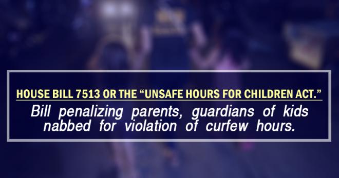 penalizing parents