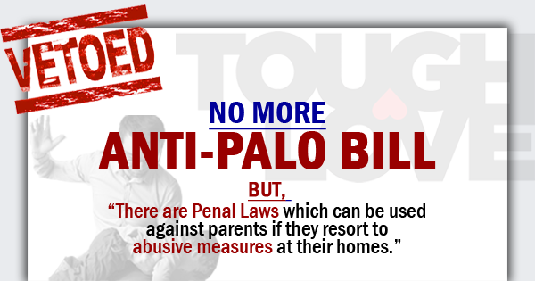 anti palo bill