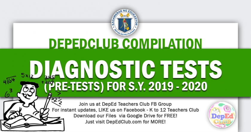 NAT Reviewer for Grade 6 – National Achievement Test - The Deped