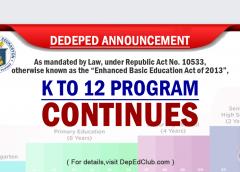 k to 12 program fake news