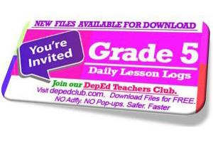Grade 5 DLL