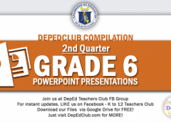 2nd Quarter Grade 6 ppt