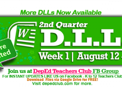 week 1 dll 2nd quarter