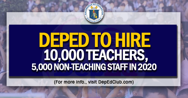 deped teacher openings