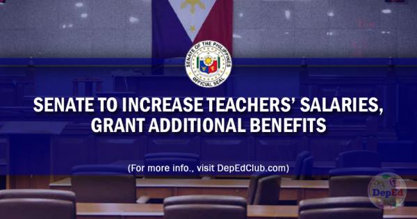 teachers benefits