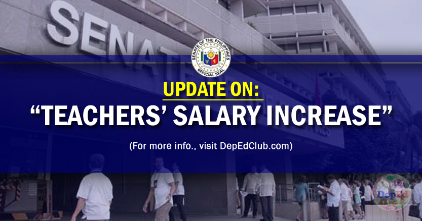 deped teachers salary