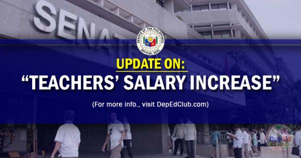 deped teachers salary