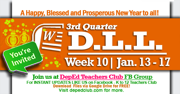 week 10 3rd quarter dll