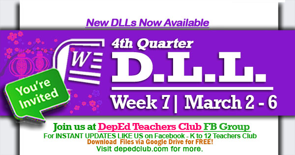 week 7 4th quarter dll