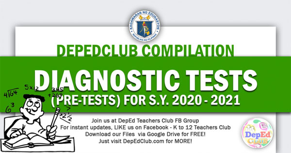 diagnostic exams compilations